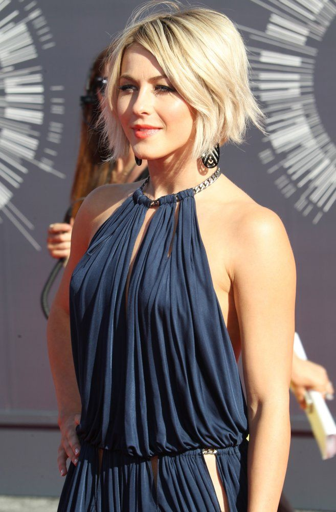 Julianne Hough is a two-time professional champion of ABC's Dancing with the Stars