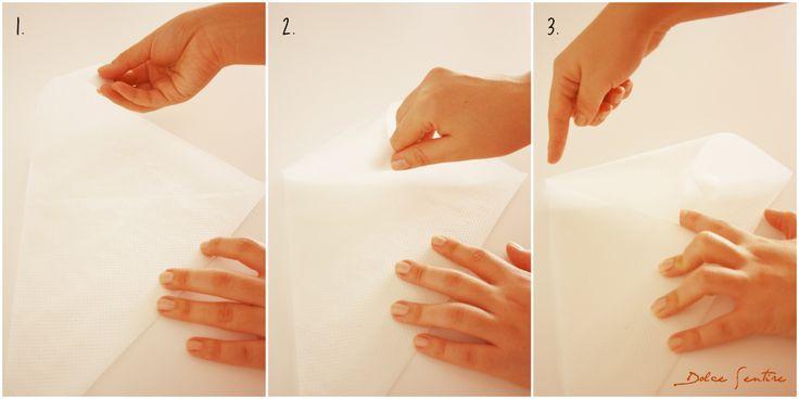 Gu a b sica para principiantes mangas pasteleras y conos - Hacer conos papel ...