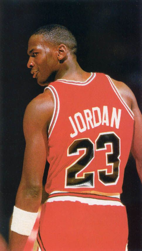 Rare Michael Jordan Rookie Photos