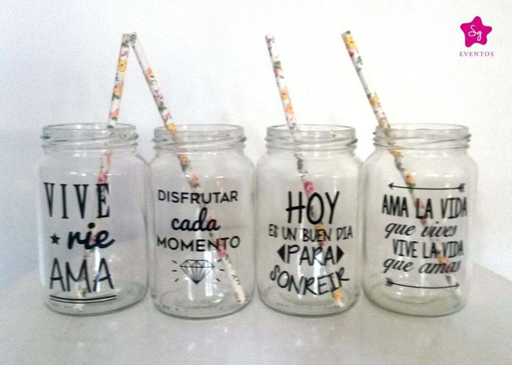 Vaso Personalizado, Frases, Tragos, Frascos Drinks - $ 55,00