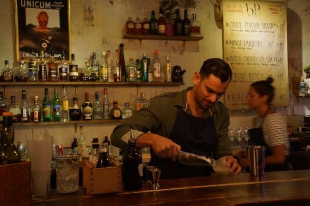bulletin place new small bar Sydney CBD