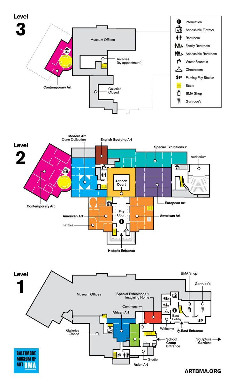 2015 BMA Floorplan