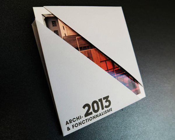 Chattermark - 30+ Modern And Unique Envelope Design 's envelope design