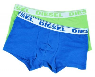 Diesel Shawn 2 Pack Boxer Trunk, from ApacheOnline
