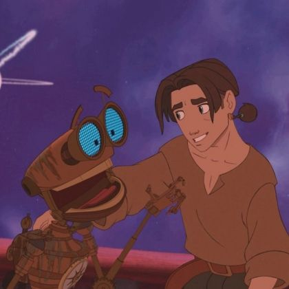 456 best images about Treasure Planet on Pinterest ...