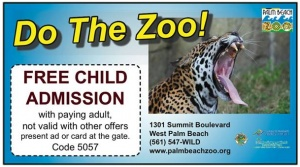 Free Palm Beach Zoo Coupons - Best Free Stuff Guide