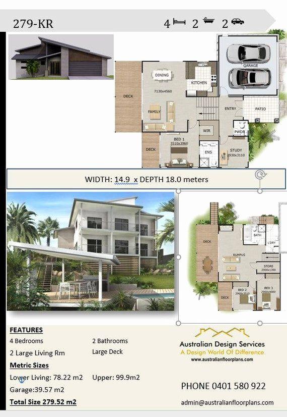 3000 Sq Feet House Plans Fresh 279m2 3000 Sq Feet 4 Bedrooms Home Plan 4 Bed 4 Bedroom Double Garage Double Garage Plans House Plans Bungalow House Floor Plans