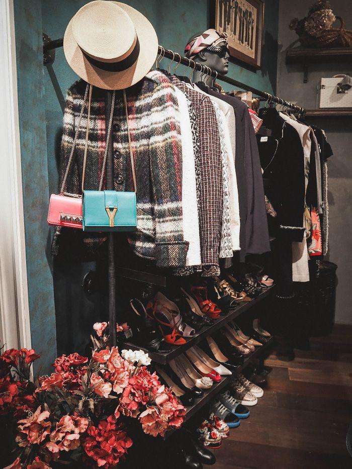 Johanna P. The Vintage Shop Bangkok