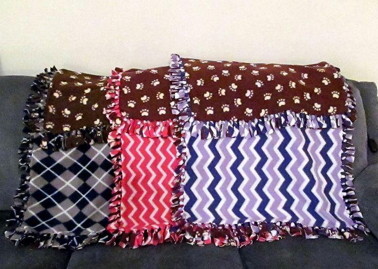 No Sew Fleece Animal Pillow: Make a No Sew Fleece Blanket Your Dog Will Love   Dog,