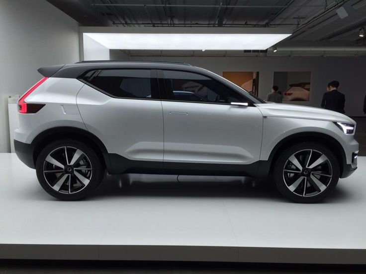 volvo xc40 un suv compact et hybride enfin photos volvo compact and cars. Black Bedroom Furniture Sets. Home Design Ideas