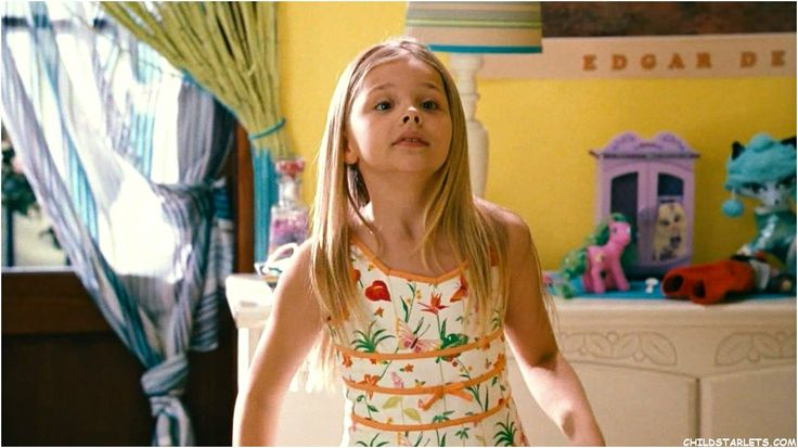 "chloe moretz big momma's house 2 | Images/Pictures of Chloe Grace Moretz/""Big Momma's House 2"" - 2006 ..."