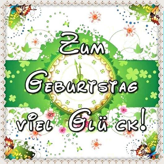 Поздравление с днем рождения мальчику на немецком