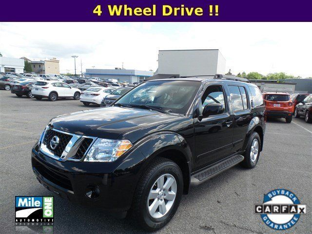 Used 2008 Nissan Pathfinder SE Sport Utility for sale near you in Owings Mills, MD. Get more information and car pricing for this vehicle on Autotrader.