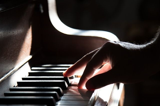 Piano, Hand, Playing, Music, Keyboard, Instrument