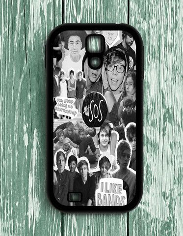 5 Second Of Summer Collage 5 SOS Art Music Samsung Galaxy S4 | Samsung S4 Case