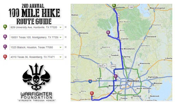 Danny Dietz Memorial 100 Mile Hike