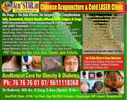 Top Acupuncture Clinics in Bangalore | Acupuncture clinic ...