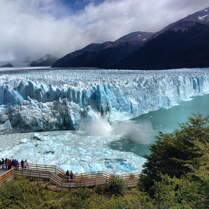 Glaciar Perito Moreno ~ El Calafate Argentina