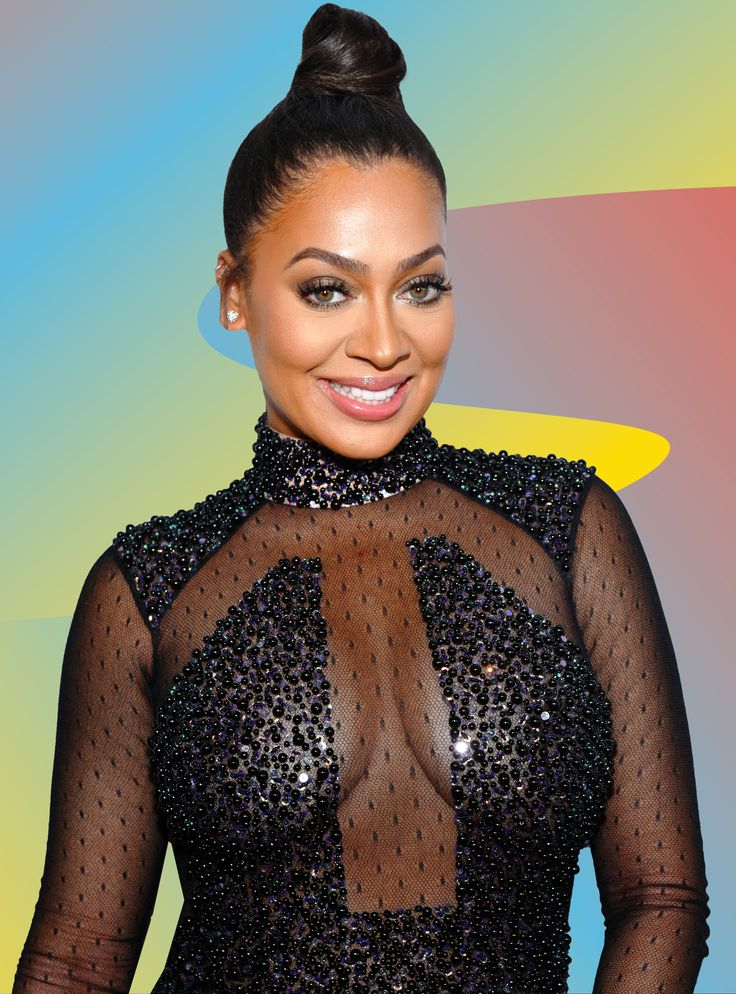 Proof That La La Anthony Is The Most In Demand Best Friend, Ever+#refinery29