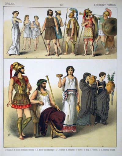 File: Ancient Times, Greek. - 012