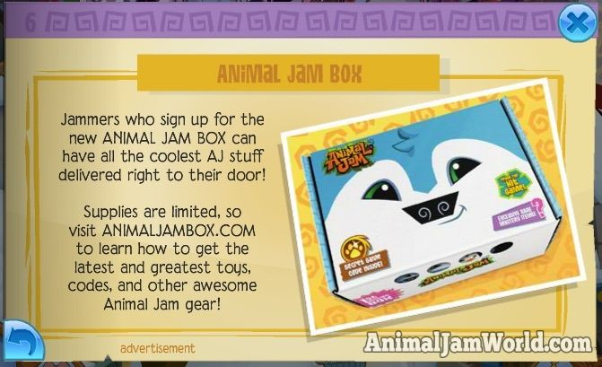 Sheep Are Here! animal-jam-box-2  #AnimalJam #News http://www.animaljamworld.com/sheep-are-here/