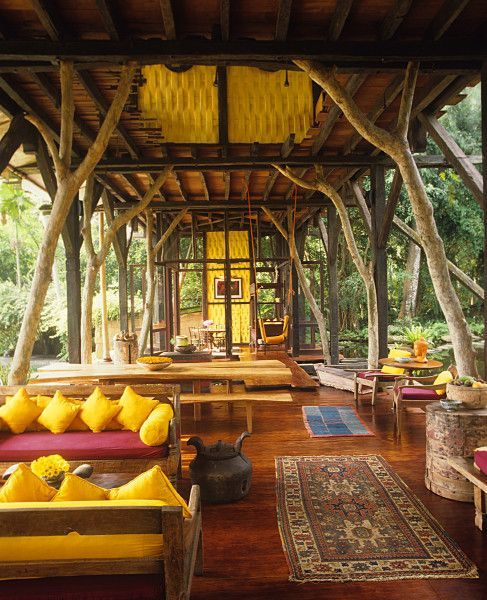 Balinese Treehouse