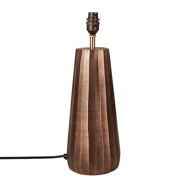 BuyJohn Lewis Salma Lamp Base Online at johnlewis.com