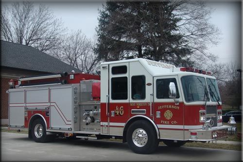 Jefferson fire company norristown pa squad 46 2007 for Jefferson ford motor company