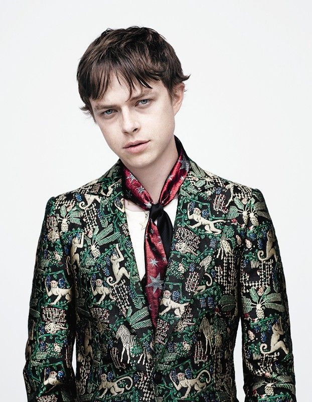 Dane DeHaan for Another Man S/S15. Photography by Willy Vanderperre, Styling by Alister Mackie