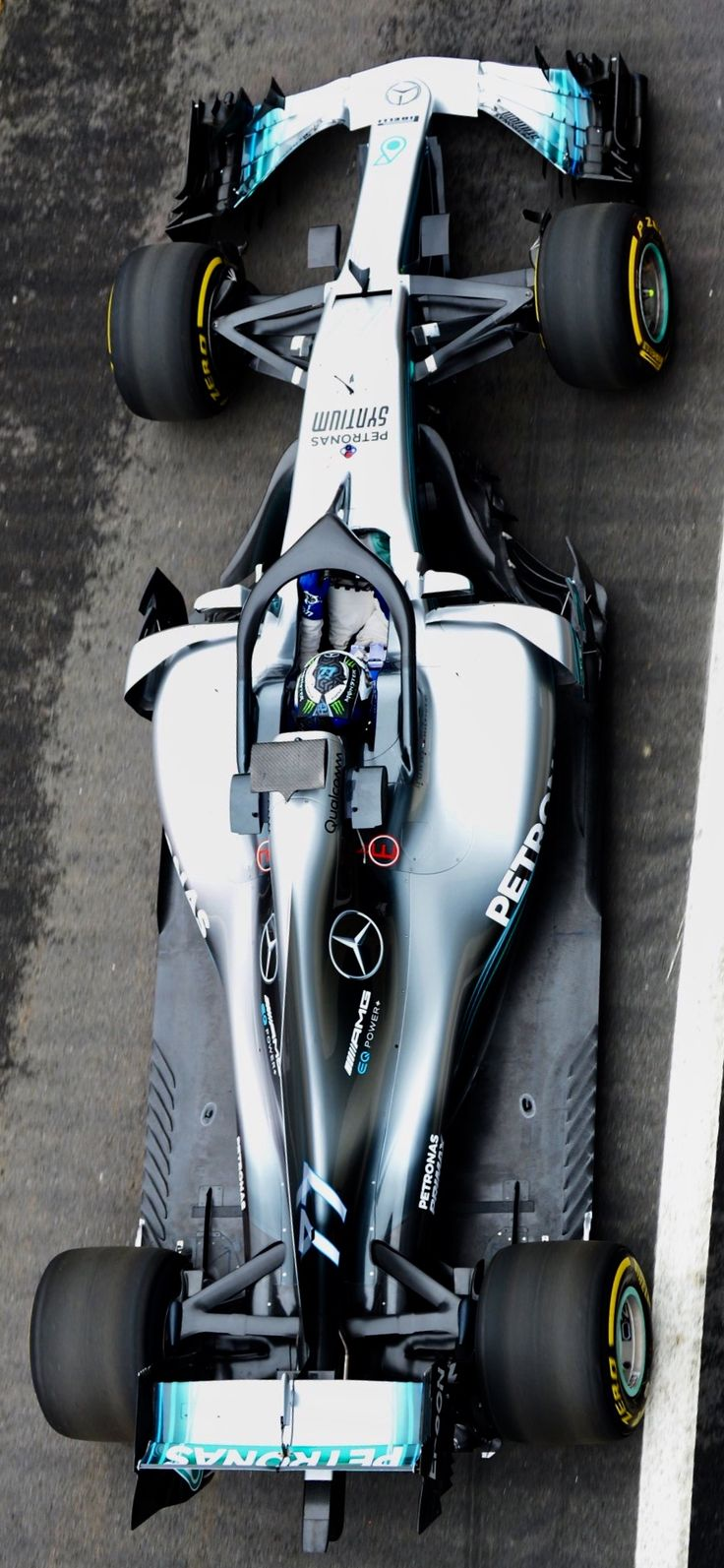 """""""This is better than last year's car in every aspect"""" LewisHamilton I guess I'll just have 2 take yer word 4 it mate."""