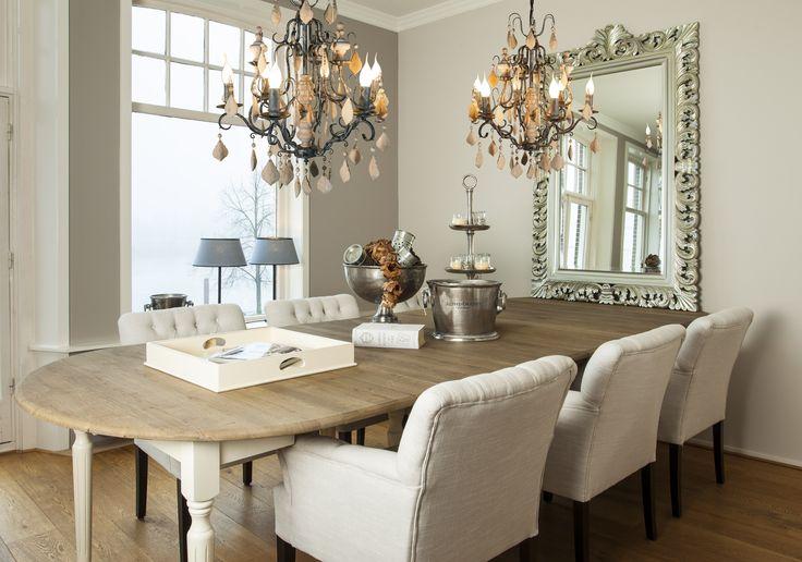 HANG LAMP NANAIMO 5-ARMS ROFRA Home meubelen en interieur accessoires