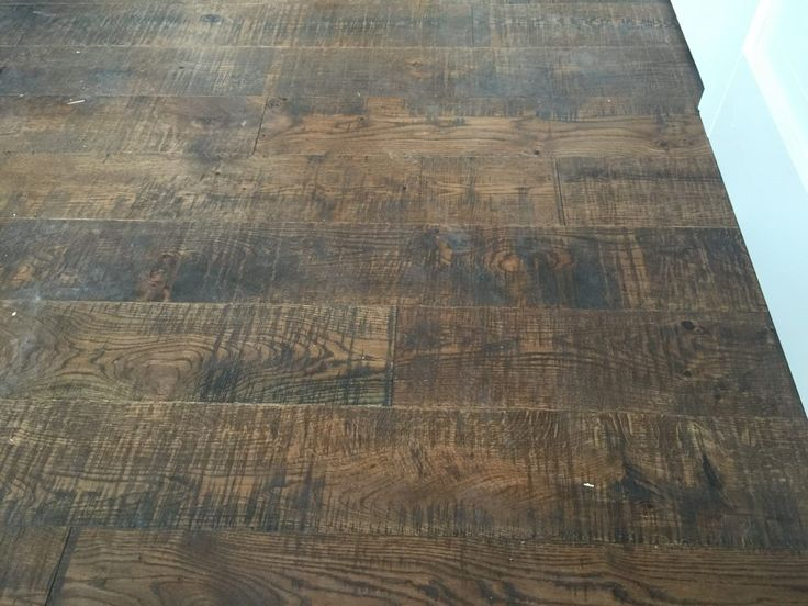 Wide Plank Hardwood | White Oak - Skip Sawn