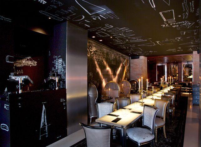98 best Restaurant design images on Pinterest Restaurant design - innovatives decken design restaurant