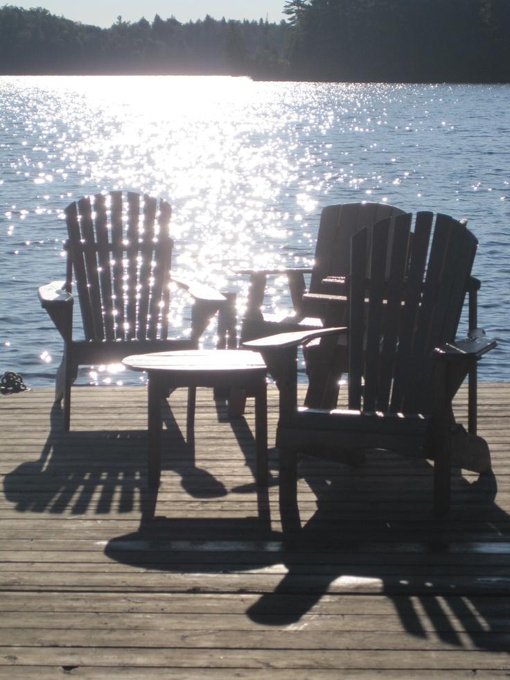 Inviting - Cache Lake - Algonquin