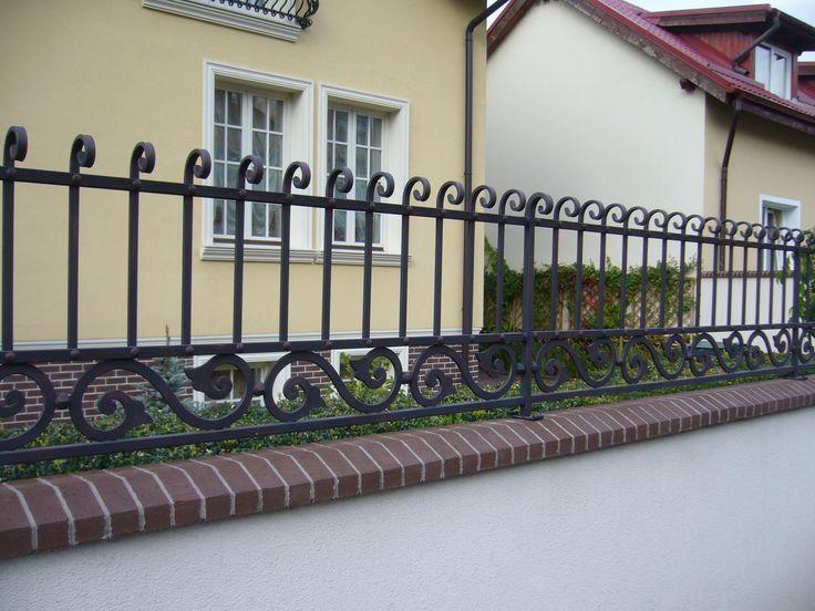 Gard fier forjat   Model G08