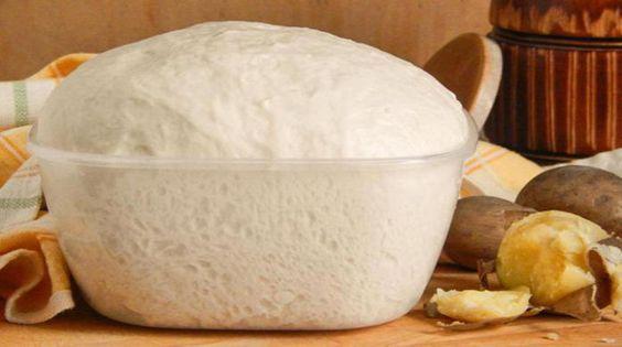 Дрожжевое тесто КАК ПУХ за 1 час без яиц и молока. Секрет приготовления! http://bigl1fe.ru/2017/03/24/drozhzhevoe-testo-kak-puh-za-1-chas-bez-yaits-i-moloka-sekret-prigotovleniya/