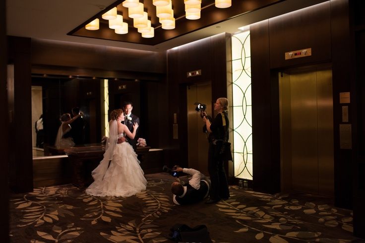 Kim + Kevin = Terminal City Club Spring Wedding. Photo by Spark Photography