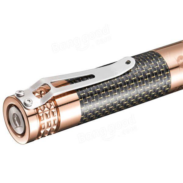 Lumintop Prince Copper XM-L2(U2) 1000LM 18650 Waterproof EDC LED Flashlight