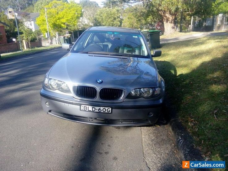 2004 BMW 318i E46 (N42B20) with Engine Issue #bmw #318ie46 #forsale #australia
