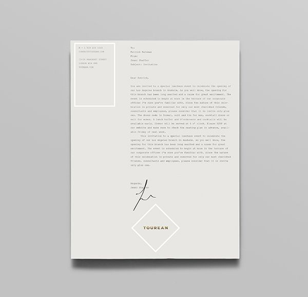 Tourean designed by Anagrama