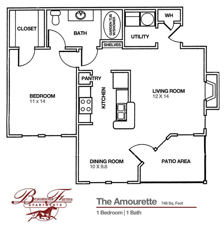 9 best beaumont farms apartments images on pinterest - 1 bedroom apartments in lexington ky ...