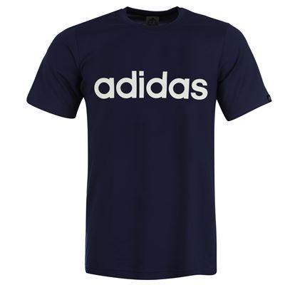 adidas | adidas Linear Logo T-shirt Voor mannen | Voor mannen T-shirts