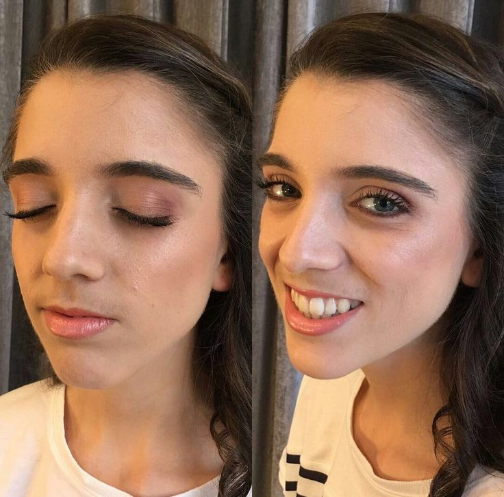 Blush Pink by Nicole Professional Makeup #amandaferrisa #makeup