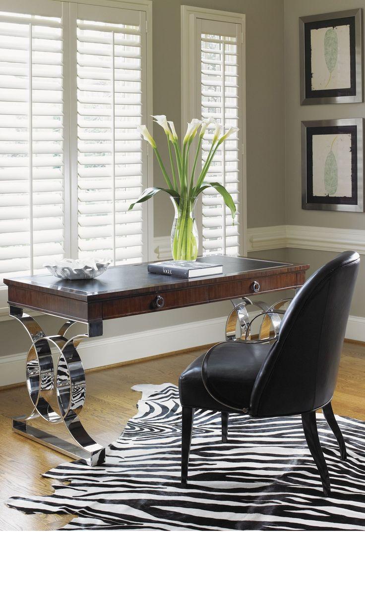 Mejores 25 im genes de home office desks en pinterest for Disenos de oficinas en casa