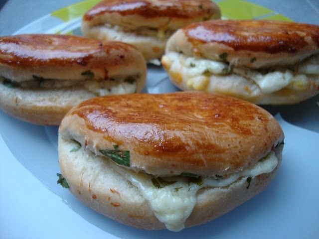La cuisine de mon pays ... la Turquie: Poğaça: Petit Pains Fourrés aux Fromages