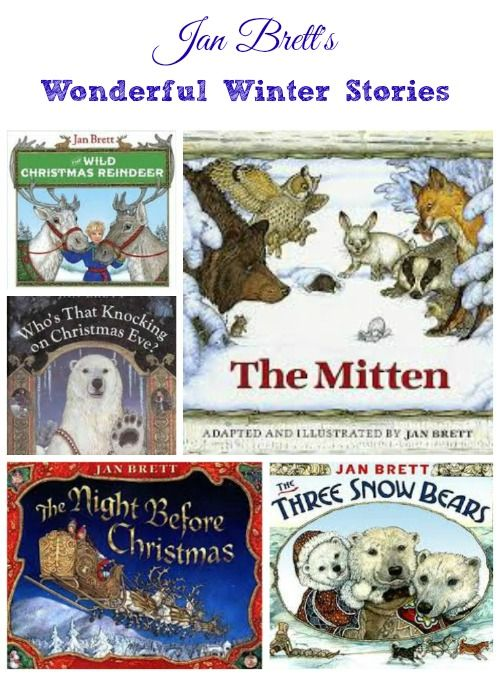 Great winter reads for kids -- outstanding stories and illustrations that kids will adore!