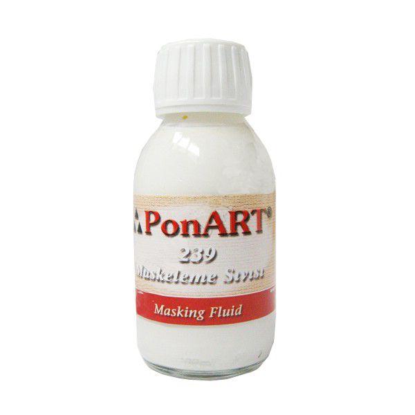 Ponart Maskeleme Sıvısı 239 (Masking Fluid) 100 ml, 11 tl, Anka Sanat