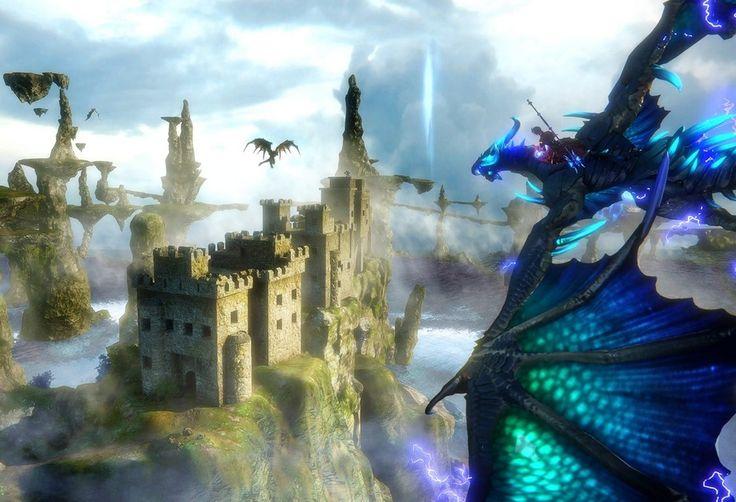 Riders of Icarus: MMORPG jak żadne inne