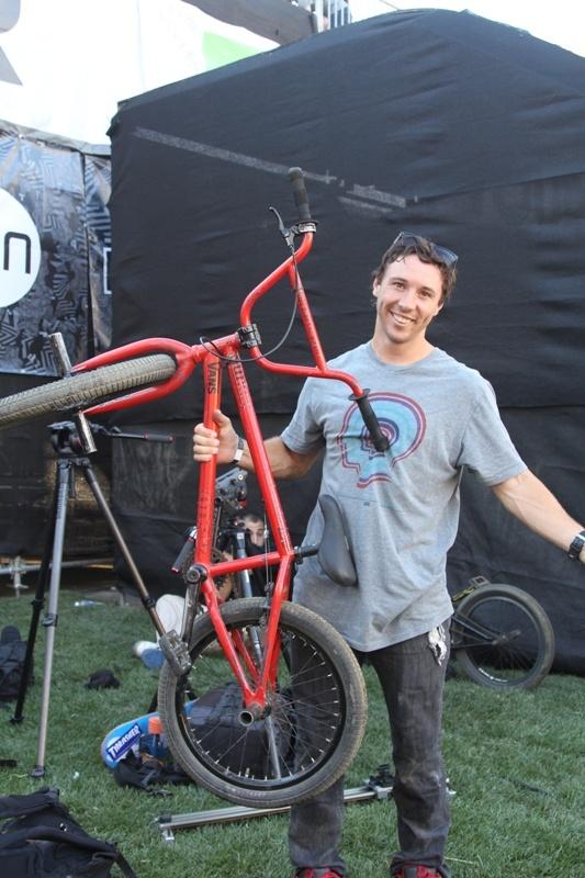 Bike Check: BMX Pro Gary Young's Bike