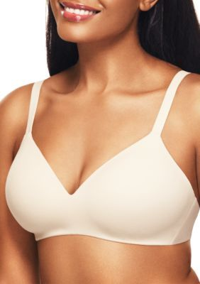 Wacoal Women's How Perfect Soft Cup Wire-Free Bra -  852189 - Tan/Khaki - 32Ddd